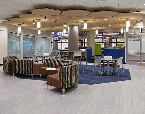interior design space planning ff e artwork selection signage
