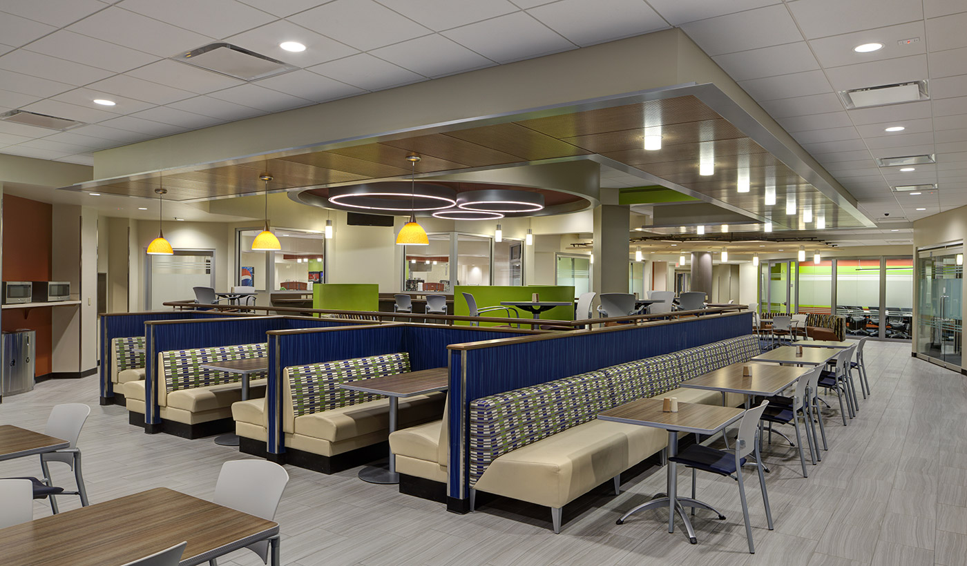 Atrium Amp Cafeteria Renovation Confidential Client