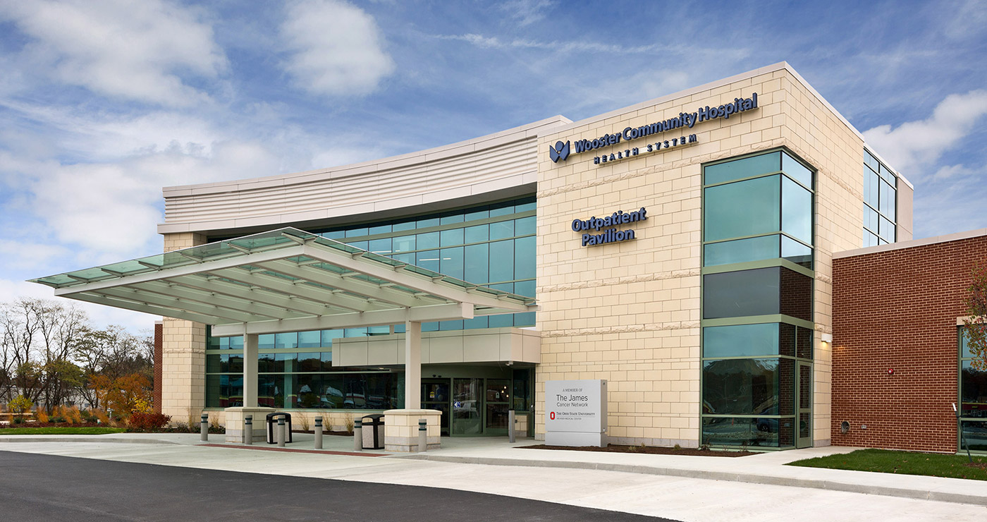 Wooster Community Hospital Outpaitent Pavilion