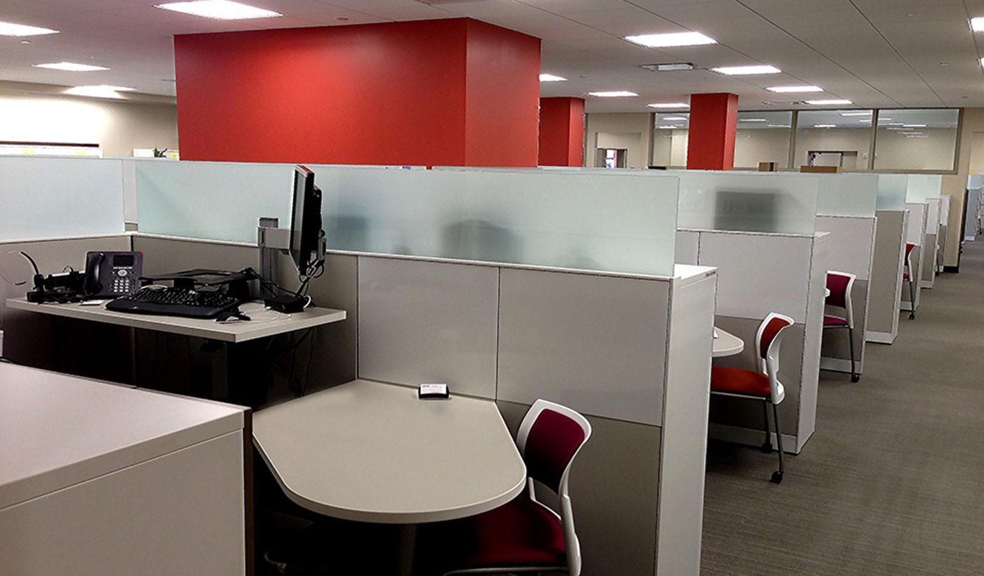 Variable-Height Desks