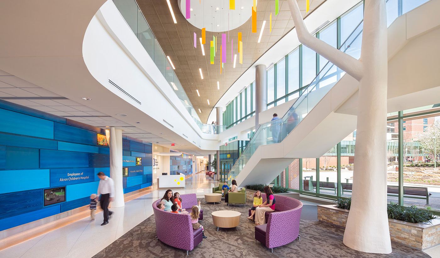 Kay Jewelers Pavilion Akron Children S Hospital