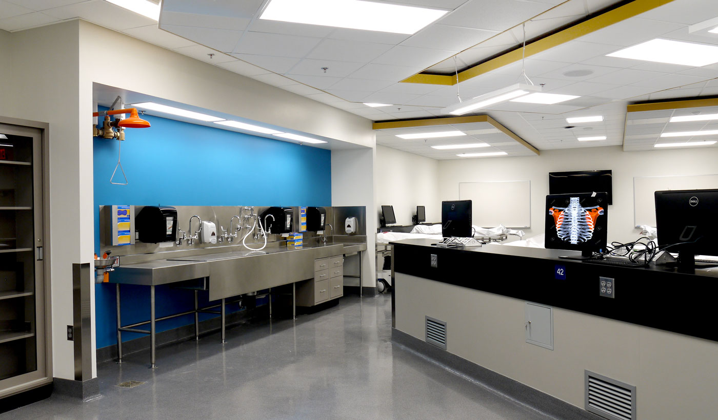 Anatomy Laboratory University Of Toledo Health Science