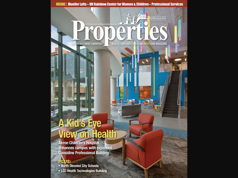 Properties Magazine November Issue Considine Professional Building