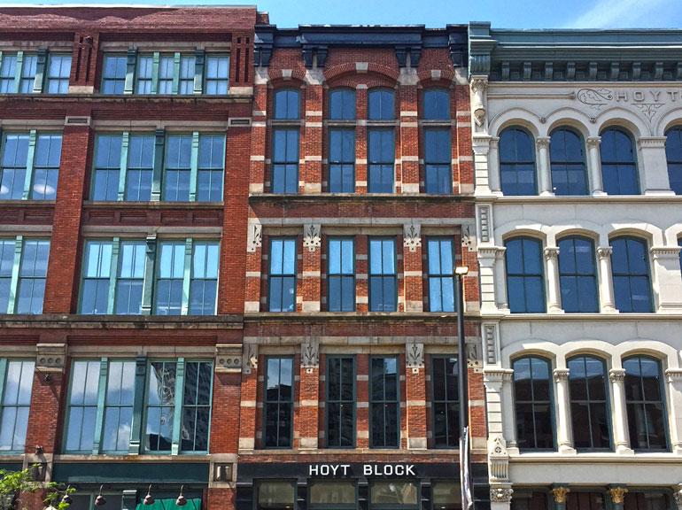 Cleveland Office - Hoyt Building