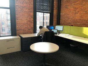 Cleveland Office - Desk