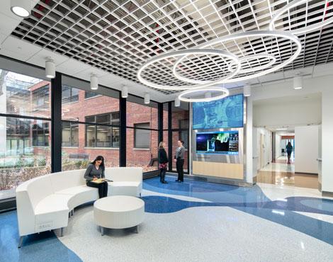Office Renovation - Lobby